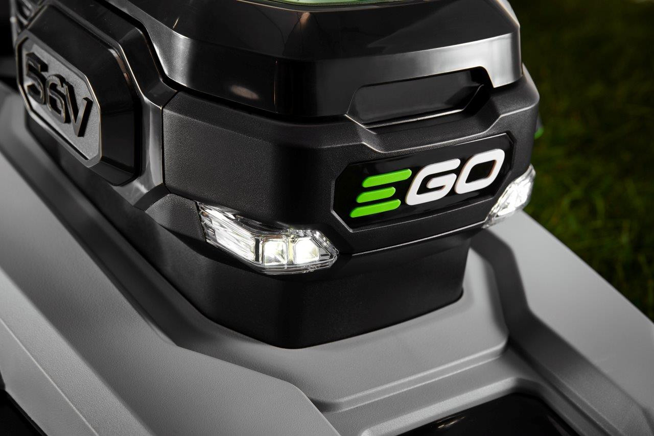 EGO POWER+ 52CM SELF PROPELLED LAWN MOWER FEATURING HEADLIGHTS
