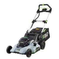 EGO POWER + 56V 52CM SELECT CUT Multi Blade Self Propelled Mower Kit Includes 7.5Ah Battery & Rapid Charger
