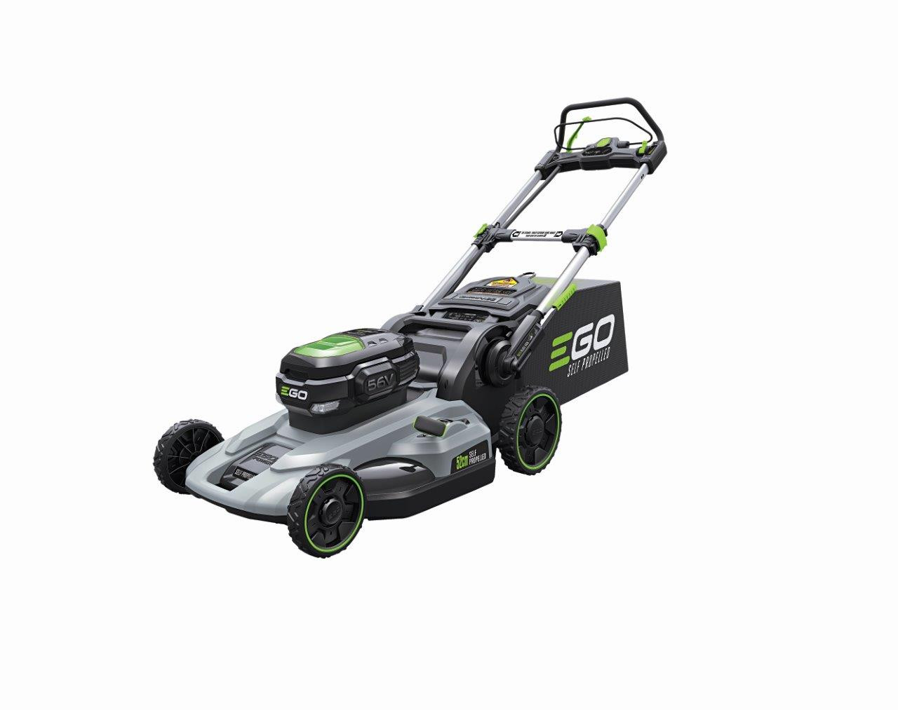 EGO POWER+ 52CM SELF PROPELLED LAWN MOWER FULL SHOT