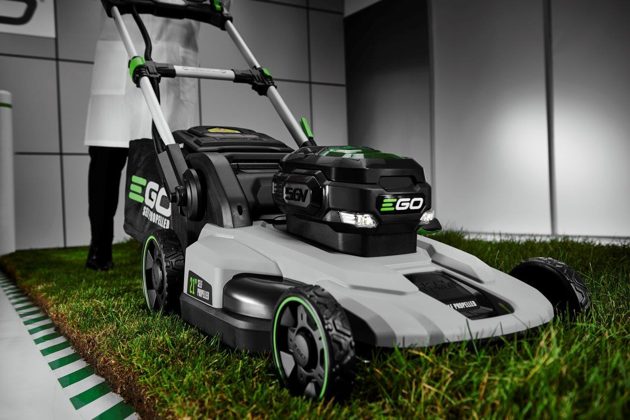 EGO POWER+ 52CM SELF PROPELLED LAWN MOWER