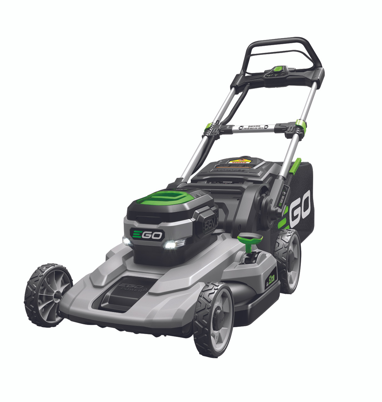EGO POWER  + 47CM SELF PROPELLED LAWN MOWER