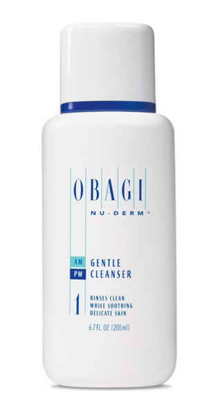 Obagi Nu-Derm Gentle Cleanser | Latisse.MD