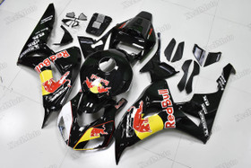 2006 2007 Honda CBR1000RR Fireblade RedBull fairings and body kits, Honda CBR1000RR Fireblade OEM replacement fairings and bodywork.