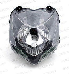 Motorcycle headlight/headlamp assembly kit for 2008 2009 2010 2011 2012 Ducati 848 Streetfighter.