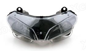 Motorcycle headlight/headlamp assembly kit for Ducati 848/1098/1198.