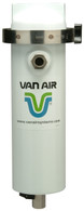 "Van Air Systems Air Dryer D2 - 7 SCFM - 1/2"" Connections"