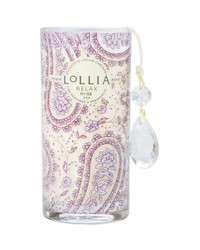 Lollia Relax Luminary Candle