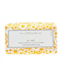 Lollia At Last Shea Butter Soap