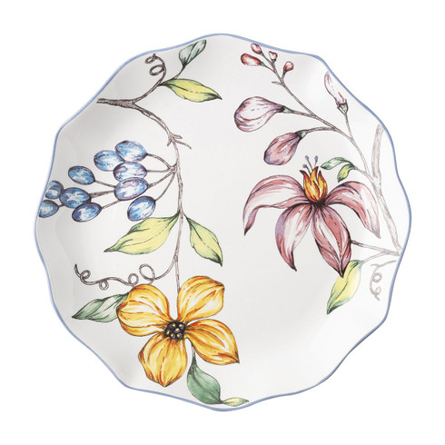 Floretta Salad/Dessert Plate