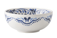 Iberian Journey Indigo Cereal Bowl
