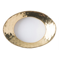 Novelli -  Juliska Puro Gold Napkin Ring