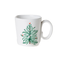 Watts - Vietri Lastra Holiday Mug