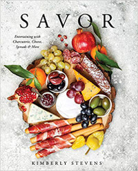 "J. Wheeler - ""Savor: Entertaining with Charcuterie Cheese Spreads and More"" Cookbook"