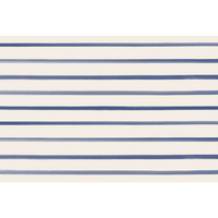 J. Wheeler - Hester & Cook Navy Stripe Placemats