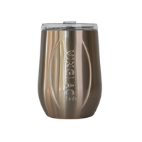 Heather Lowery - Vinglace Copper Stemless Wine