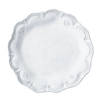 Vietri Incanto Lace Dinner Plate