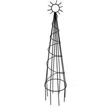 """48"""" Topiary Spiral Obelisk"""