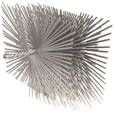 "8"" x 12"" Rectangular Flat Wire Brush"