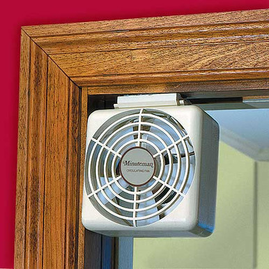 2-Speed Doorway Fan