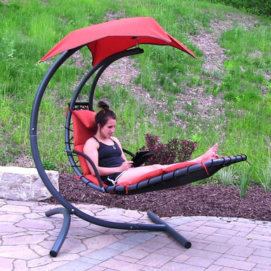 Floating Chaise Lounge Chair