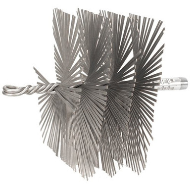 Square Flat Wire Brush