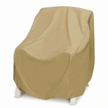 Two Dogs Oversized Chair Cover - Khaki