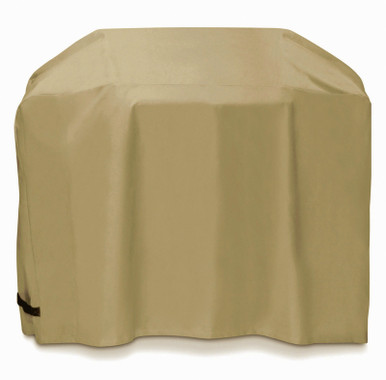 """Two Dogs 54"""" Cart Style Grill Cover - Khaki"""