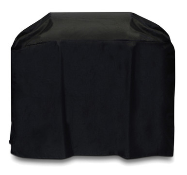 """Two Dogs 54"""" Cart Style Grill Cover - Black"""