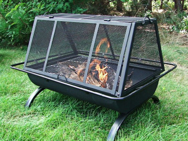 """35""""x26"""" Northland Grill Fire Pit"""