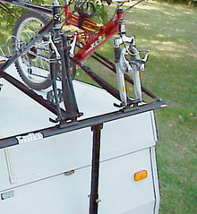 ProRac Camper Trailer 2-Bike Carrier