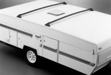 "85"" Jayco Tent Trailer Rack"