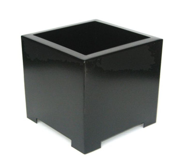 Alora Square Metal Outdoor Planter 23x23x23