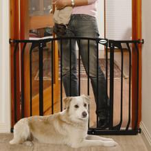 "29.5"" Tall Hallway Pet & Baby Gate - 4 Sizes"