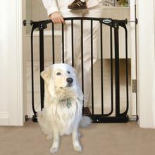 "29.5"" Tall Doorway Pet & Baby Gate - 4 Sizes"