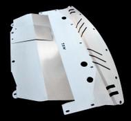Infiniti M35X TBW Aluminum Splash Shield Guard