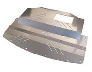 Nissan 350Z & Infiniti G35 Aluminum Under Tray Chrome / Silver Powder Coated