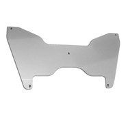 350Z & G35 Coupe Aluminum Bell House Panel