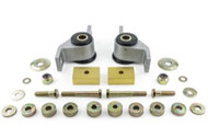Whiteline Front Control arm Bushing - lower inner rear for Subaru