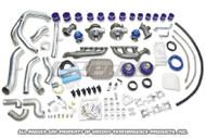Nissan 350Z Bolt-on Turbo Kit TD05-18G | 11520093