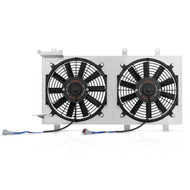 Subaru Impreza WRX/STI Plug-N-Play Performance Aluminum Fan Shroud Kit 2001-2007