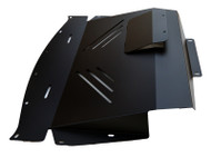 TBW Aluminum Splash Shield Under Tray for Infiniti FX45 2003-2005