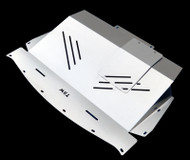 TBW Aluminum Splash Shield Under Tray for Infiniti FX35 2003-2005