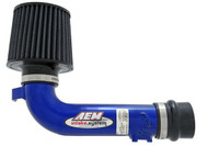 AEM Short Ram Intake BLUE for 02-07 Subaru WRX STI