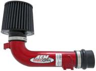 AEM Short Ram Intake RED for 02-07 Subaru WRX & STI