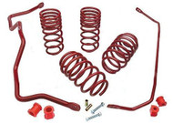 Eibach Pro-Plus Springs & Sway Kit for 11-12 Subaru STI Sedan (7723.880)