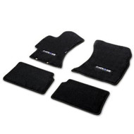NRG Floor Mats for 2008-2014 Subaru WRX / STI (FMR-410)