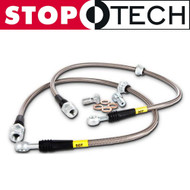 StopTech Stainless REAR Brake Lines for Infiniti G35 & Nissan 350Z (950.42503)