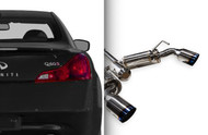 ARK Grip Catback Exhaust for 08+ Infiniti G37 Coupe Q60