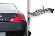 ARK Grip Catback Exhaust for 03-07 Infiniti G35 Coupe