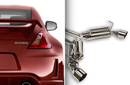 ARK Grip Catback Exhaust for 09+ Nissan 370Z